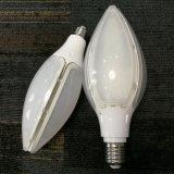 Do milho elevado do diodo emissor de luz do lúmen da azeitona 50W de Ctorch ampola E27 com Ce