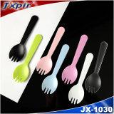 중국 공장 소형 아이스크림 Spork