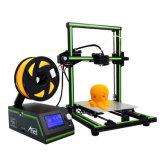 Machine van de Printer van de High Accuray Rapid Desktop DIY van het Prototype van Anet E10 3D