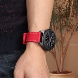 Elegante reloj de silicona suave rojo caliente la sustitución de la banda de personalizado para el Samsung S3
