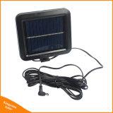 56 светодиодных индикаторов на солнечной энергии лампы фонаря направленного света на открытом воздухе в саду с пассивный инфракрасный датчик движения
