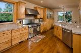 アメリカの台所家具の木製の食器棚の収納キャビネット