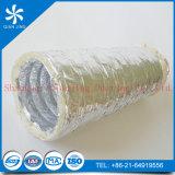 Canalización flexible completamente aislada del aire del papel de aluminio (ISODUCT)
