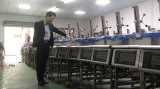Doppelte kommerzielle tiefe Bratpfanne des Druck-Mdxz-25 in Saudi-Arabien