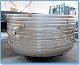 Grande protezione dell'estremità del tubo del acciaio al carbonio