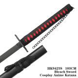Spada HK9425s del Anime del samurai del candeggiante