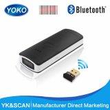 소형 포켓 1d CCD 스캐너 Bluetooth 무선 Barcode 독자