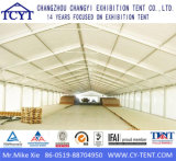 Постоянный водоустойчивый большой шатер хранения пакгауза крыши шатёр