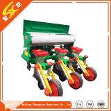 Le relevage 3 points du tracteur de l'ensemencement de la machine avec dispositif de fertilisant