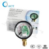 Manómetro de presión para el sistema de conversión de gas gas GNC