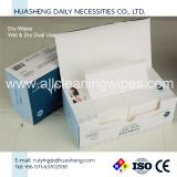 Babies, Women, Men를 위한 Viscose 또는 Rayon의 100%년의 생물 분해성 최고 Absorbent Dry Wipes Made, Hotel를 위한, Restaurant, Home, Office