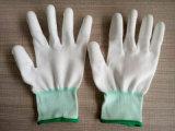 Перчатки верхних напальчников PU Coated для Вьетнама