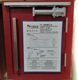 80kg tipo resistente muelles de puerta encubiertos