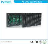 P8 à l'extérieur de la publicité pleine couleur étanche Module de panneau à LED