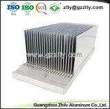 大きい直径T3-T5のアルミニウム管アルミニウムPinのひれ脱熱器