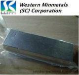Indium 5N 6N 7N de grande pureté à la MINMETALS occidentale
