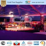 Tenda trasparente del partito del PVC del grande blocco per grafici di alluminio per la festa nuziale