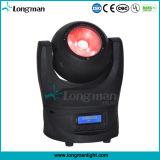 DMX 60W RGBW LED Träger-mini bewegliche Haupttheater-Beleuchtung