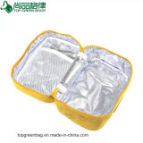 Le petit refroidisseur isolé en gros met en sac les sacs thermiques