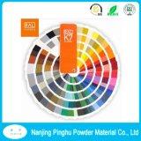 Противокоррозионное высокое покрытие порошка лоска с декоративным свойством в цветах