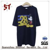 T-shirt superior do Short da forma das vendas para homens