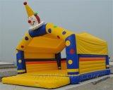 Casa Bouncy do palhaço inflável, castelo da feira de divertimento para os partidos/eventos (B1006)