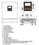 солнечный гибридный инвертор 1kVA-5kVA Встроенный-в регуляторе Mps-1kVA MPPT/PWM солнечном