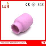 L'ugello di ceramica dell'allumina 889701 fa domanda per il cannello per saldare di TIG