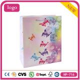 多彩な蝶おぼろげな花甘いキャンデーのショッピングギフト袋