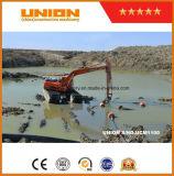 Escavatore di dragaggio anfibio di Doosan di migliori prezzi che draga Epuipment