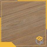 Grãos de madeira de teca papel impregnado de melamina decorativa para folheado de madeira, cozinha, piso, porta e móveis do fabricante chinês
