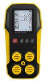 Detector de fugas de gas portátiles, CH4/Lel Co H2S O2 de varios 4 en 1 mina de carbón analizador portátil de instrumento de seguridad personalizada detector Multi-Gas 4