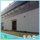 Placa do silicato do revestimento da fachada/cálcio do interior/decoração para o revestimento do teto/parede/parede de Partiton