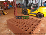 Máquina hidráulica Eco Master 7000 Plus Máquinas de fabrico de tijolos de barro