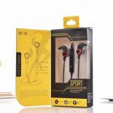 Mini estéreo inalámbrico ligero auricular Bluetooth de marcha Deportes auriculares auriculares