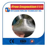 Acero inoxidable de A403 Wp321h que reduce las guarniciones de tubo del acero inoxidable de la te que reducen la te