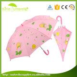 Guarda-chuva de nylon das crianças do projeto relativo à promoção do OEM dos painéis 19inch 8