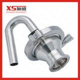 Valvola del cunicolo di ventilazione dell'acciaio inossidabile AISI304 316L