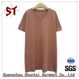 Top Fashion simple court hommes/femmes T Shirt
