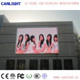 Outdoor pleine couleur P6 écran LED de vidéo pour écran de la publicité