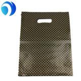Plastik-HDPE/LDPE gestempelschnittene Einkaufstasche