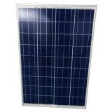 90W 충분한 효율성 다결정 PV 태양 전지판