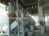 Mélangeur à grande vitesse d'automatisation de Zhangjiagang Chiyu pour mélanger la poudre de PVC