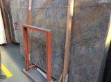 Прованс серым мрамором слоя для кухни и ванной комнатой/стены и пол