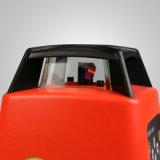 500м Красный луч лазера самовыравнивания уровня вращающийся уровня машины