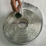 Wärme-Hüllen-überzogene Fiberglas-Aluminiumwärme reflektierendes Sleeving