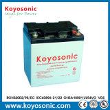 Batterie inférieure de gel de batterie de cristal au plomb de la décharge spontanée 12V 24ah