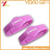 선전용 선물 (YB-SM-08)를 위한 최신 판매 형식 작풍 실리콘 소맷동