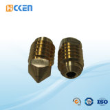 Parti di giro di CNC personalizzate alta precisione dell'acciaio inossidabile