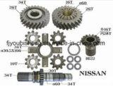 38923-90004, Nissan RF8, engranaje lateral